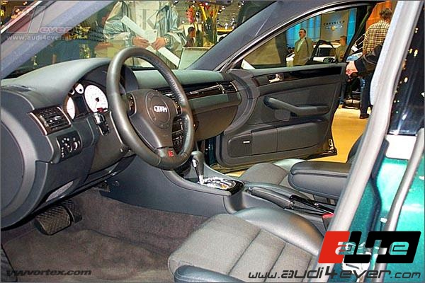 Interieur audi a4 b5 for Interieur cuir audi a4