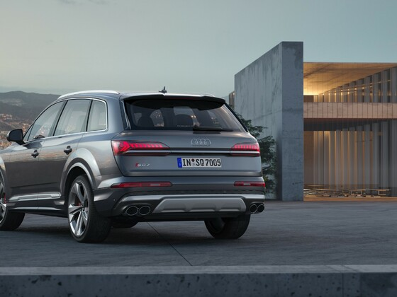 Audi SQ7 2019