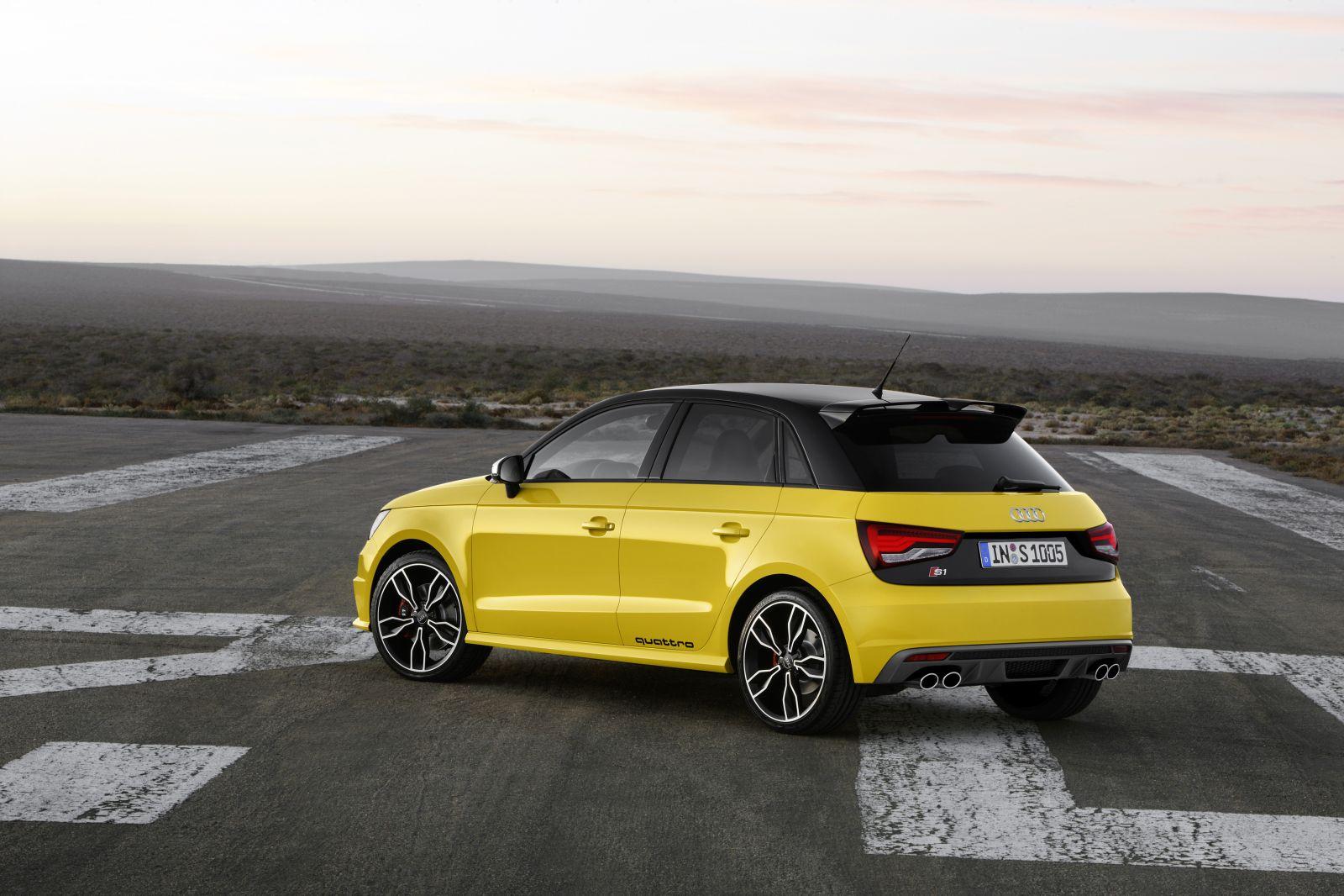 Audi S1   Autos Post