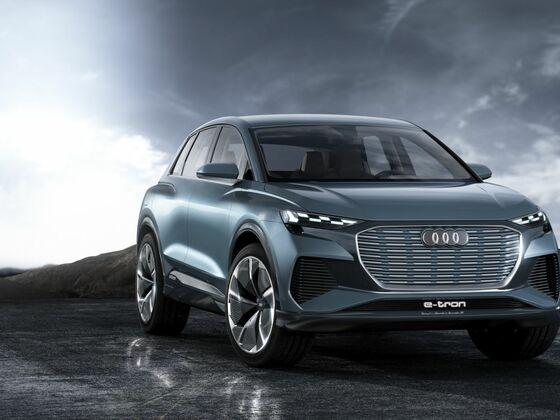 Audi Q4 e-tron Concept