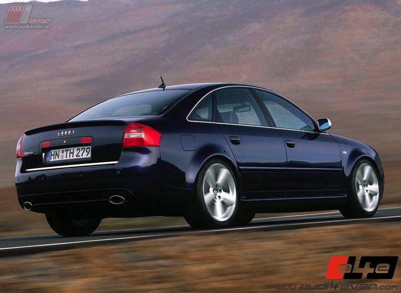 A4e Gallery Audi Rs6 C5 Sub Galerien Limousine