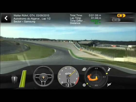 Walter Röhrl - eine schnelle Runde auf dem Simulator