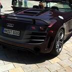 Audi R8 GT Spyder Soundfile
