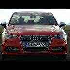 Audi S3 8V Exterieur und Interieur