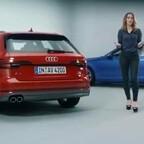 Die offizielle Weltpremiere des neuen Audi A4 B9